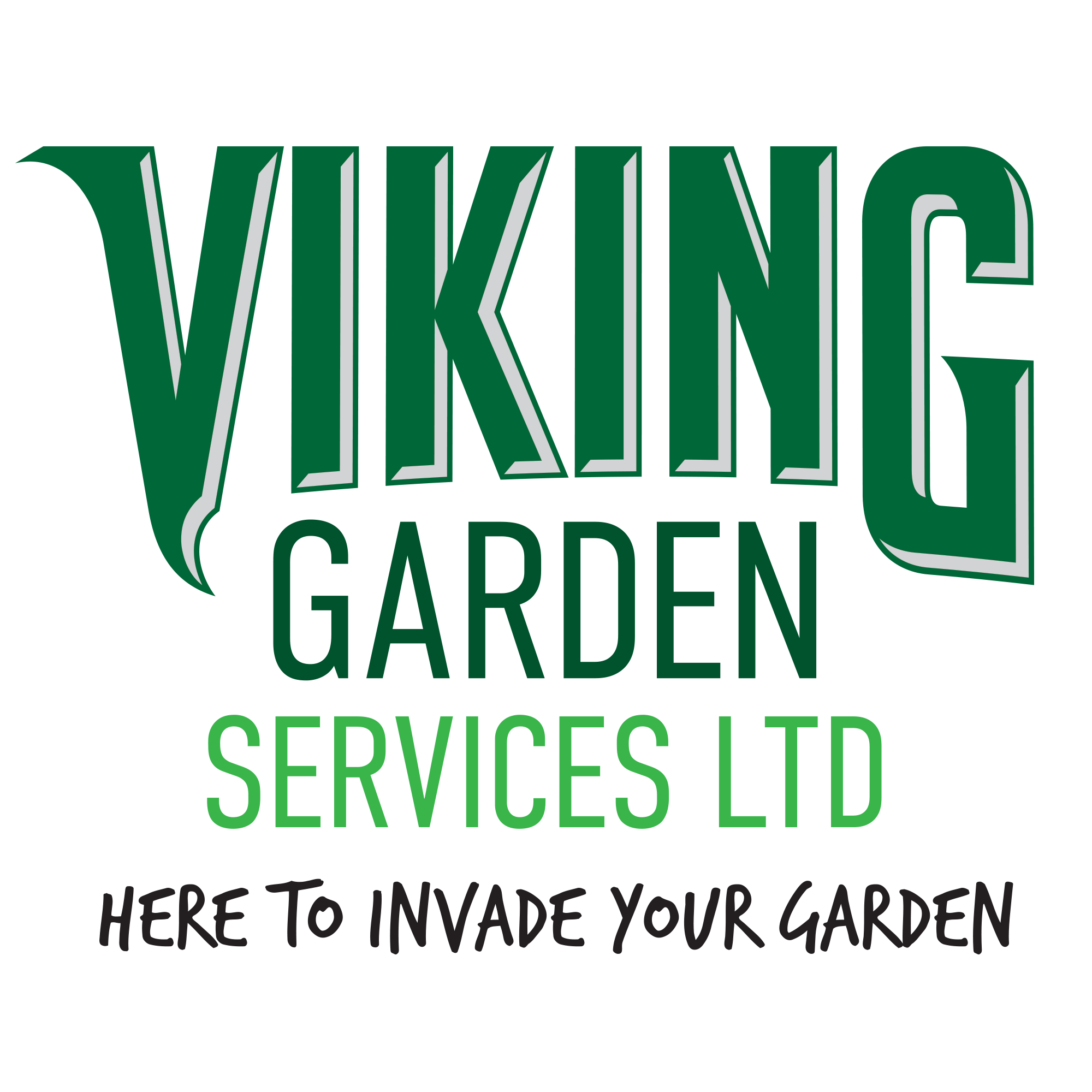 Garden maintenance viking garden services ltd for Gardening services